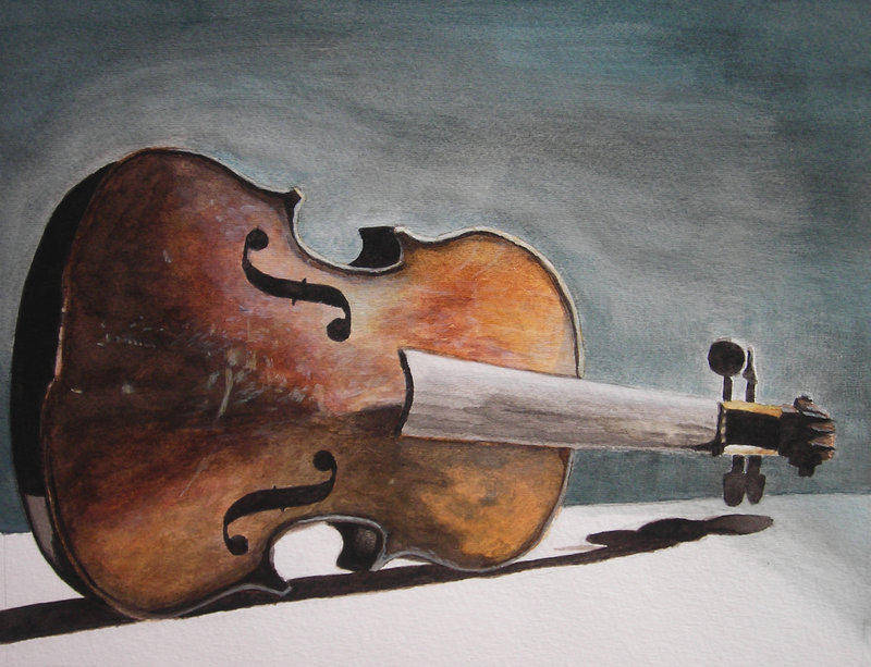 Blues Phrases for Violin